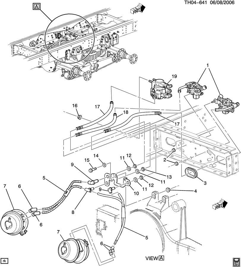 gmc 8500 wiring diagrams for 1994 gmc electrical diagram