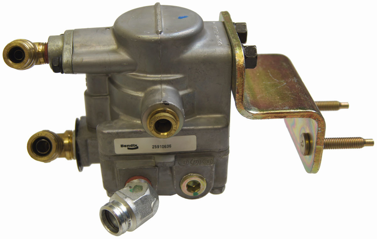 Brake Control Valve : Topkick kodiak c bendix air brake valve new