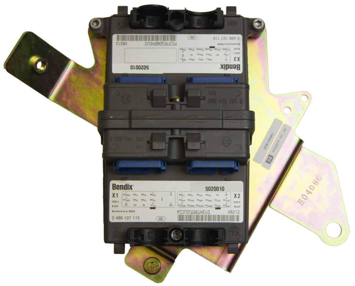 2007 09 Topkick Kodiak C7500 C8500 Electronic Air Brake