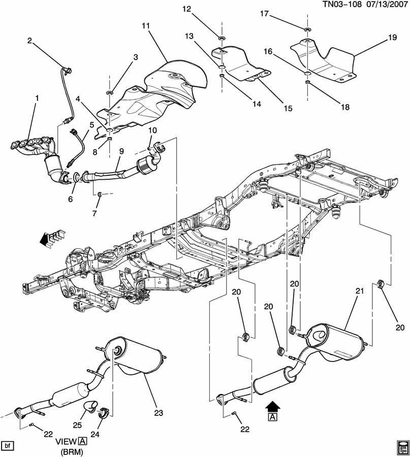 Hummer H3 Schematics