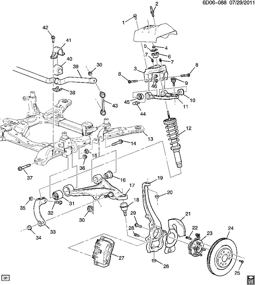 cadillac brakes diagram 2008-2014 cadillac cts & cts-v brake dust shield new oem ... smart brakes diagram