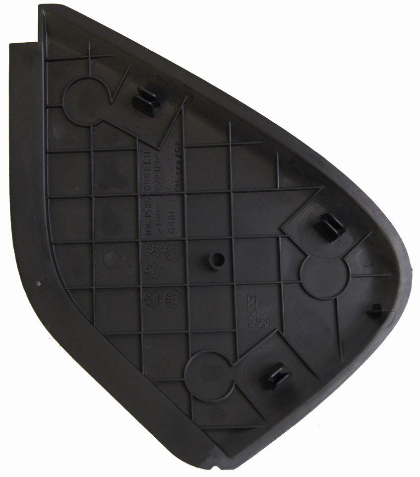 2006 10 Solstice Sky Front Lh Dash Assembly Endcap Trim Panel New Black 25961898 Factory Oem Parts
