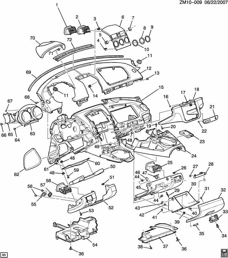 2009 hummer h2 parts diagram
