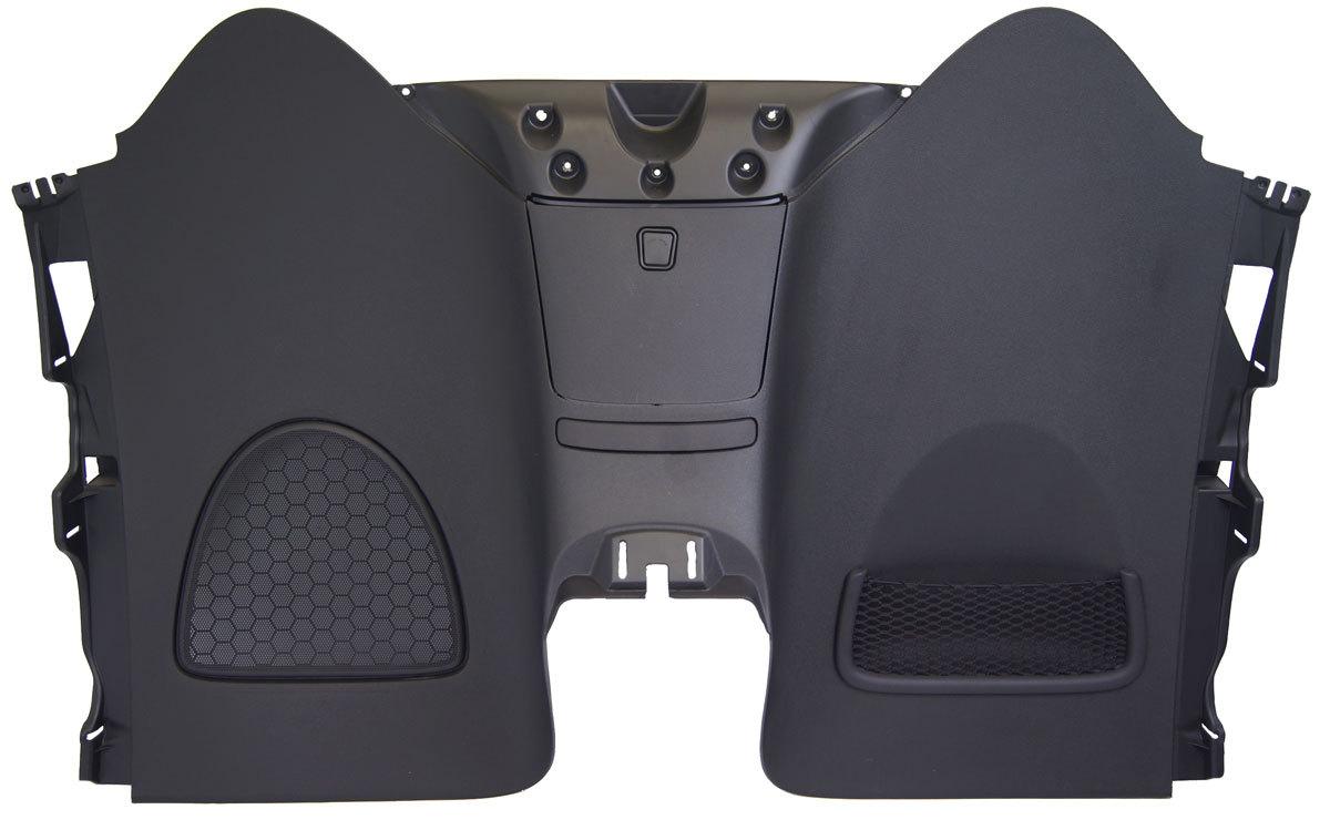 2009 2010 Saturn Sky Convertible Behind Seats Rear Panel Black New Oem 25993650 Factory Oem Parts