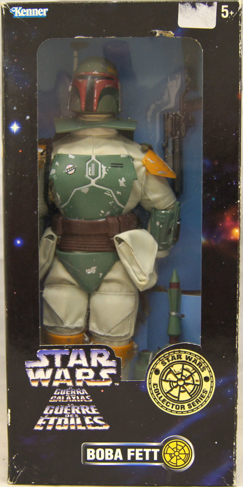 Star Wars Collector Series Boba Fett 12 Quot Action Figure Nib