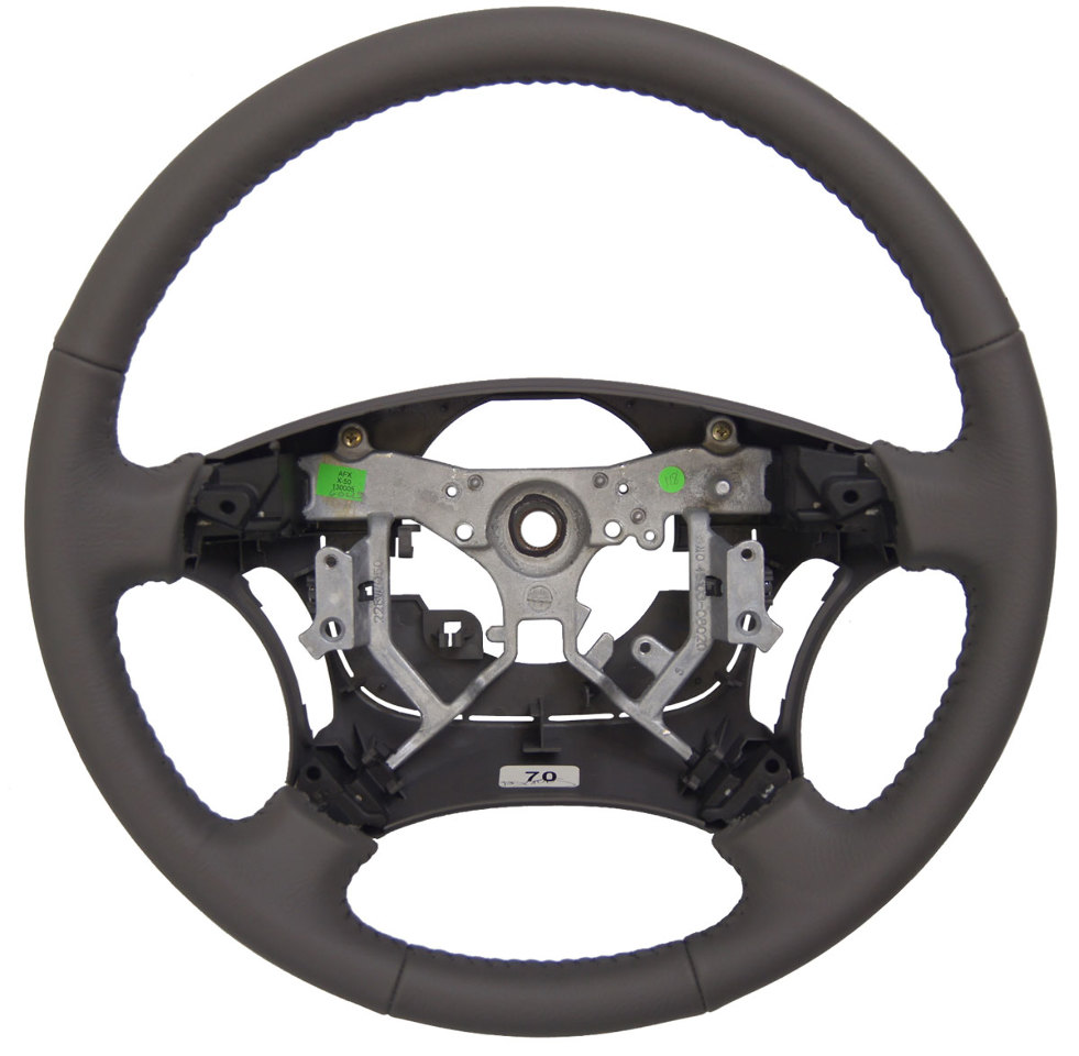 2005 2006 Toyota Camry Steering Wheel Charcoal Grey