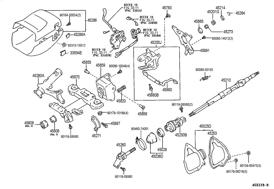 prius drivetrain diagram