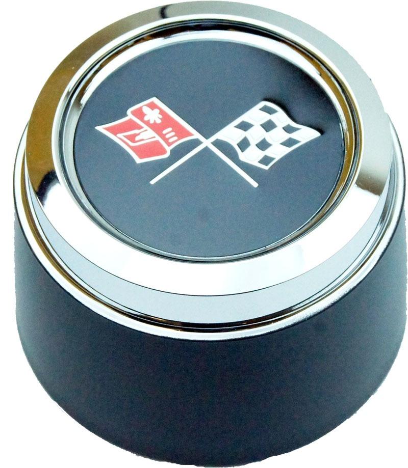 1976 1979 Corvette Center Cap Aluminum Wheel Gm