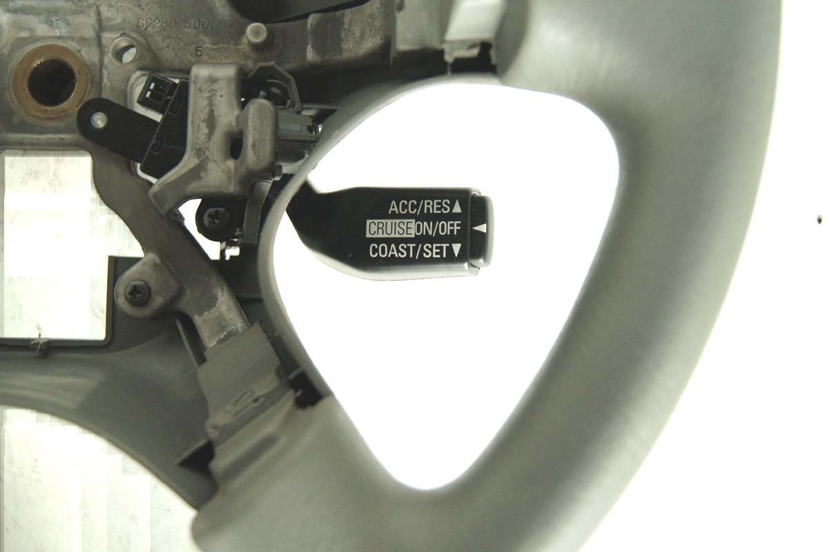 Mitsubishi Gallant 99-03 Steering Wheel Grey Polyvinyl w ...