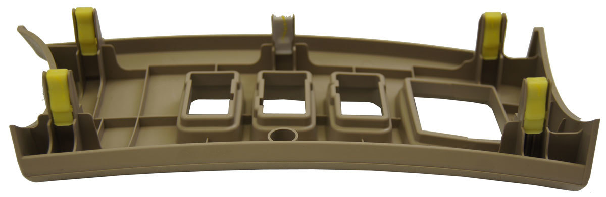 A Toyota Solara Lower Dash Panel Ivory New Oem A on Toyota Solara Convertible Parts Diagram