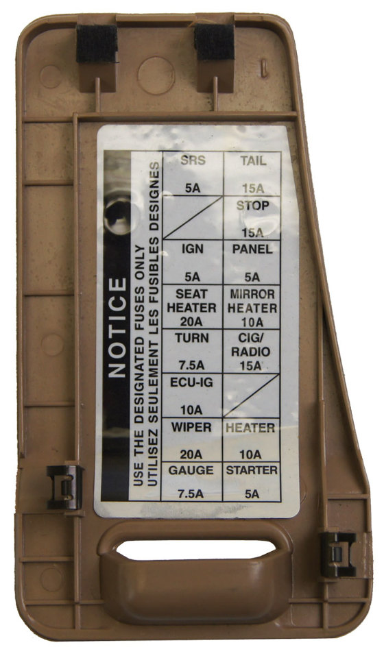 Toyota Avalon Fuse Box Diagram 2003 Toyota Highlander Fuse Box Diagram