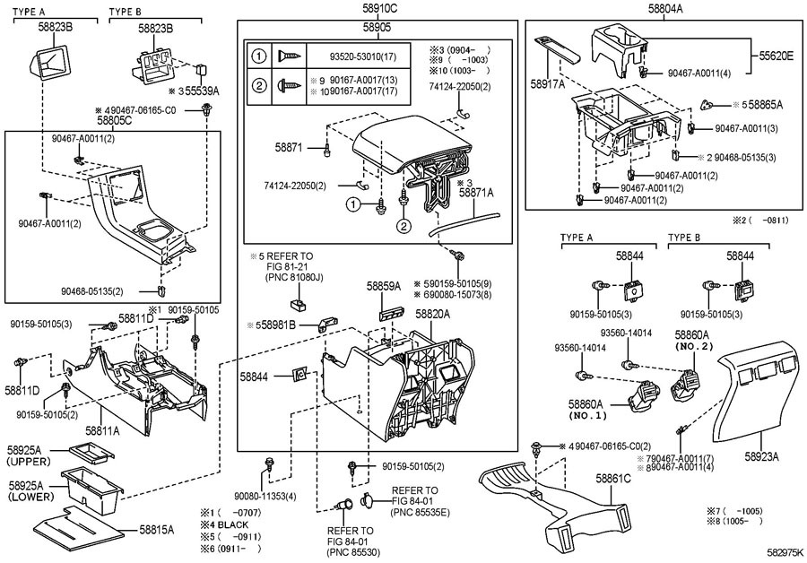 281853469357 on 2000 toyota tundra fuse diagram