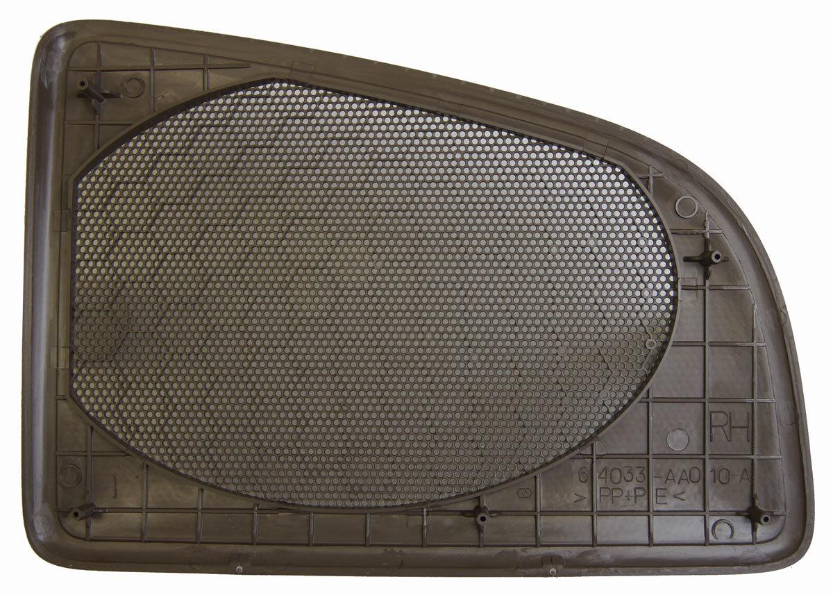 1997 1998 toyota camry rear right speaker grille oak brown. Black Bedroom Furniture Sets. Home Design Ideas