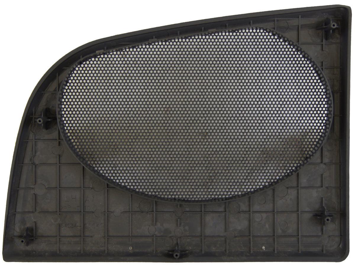 1994 1996 toyota camry lh rear speaker grille new oem. Black Bedroom Furniture Sets. Home Design Ideas