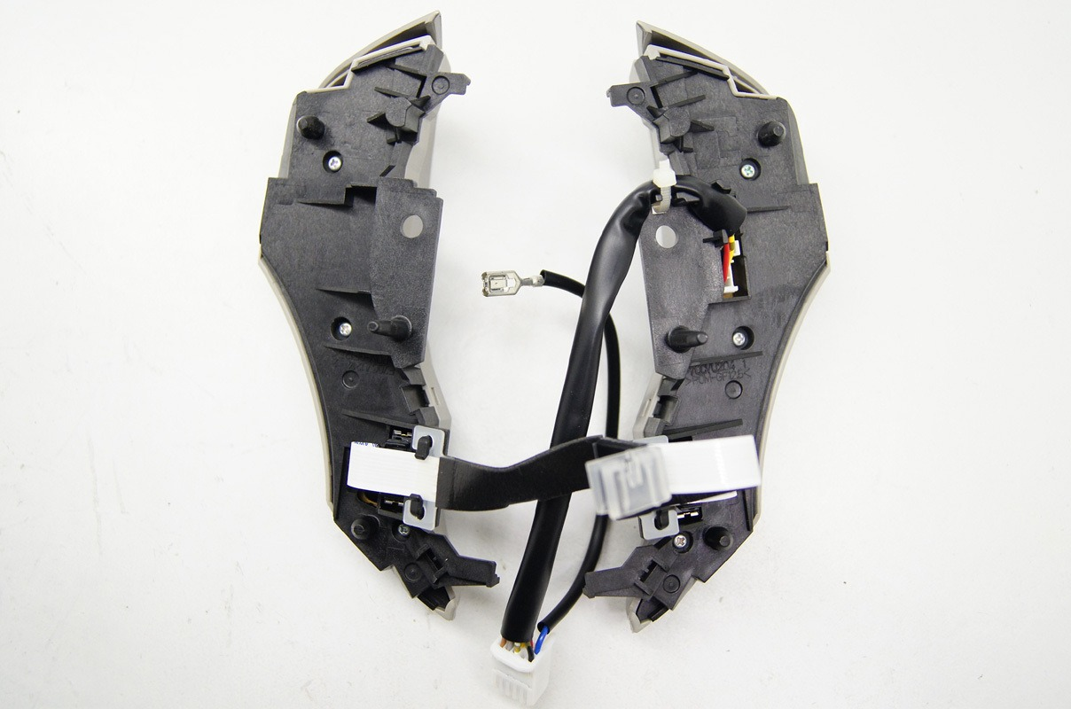 2005 2007 Toyota Avalon Steering Wheel Switch Assembly Lt Grey New 8425007010b0 Factory Oem Parts