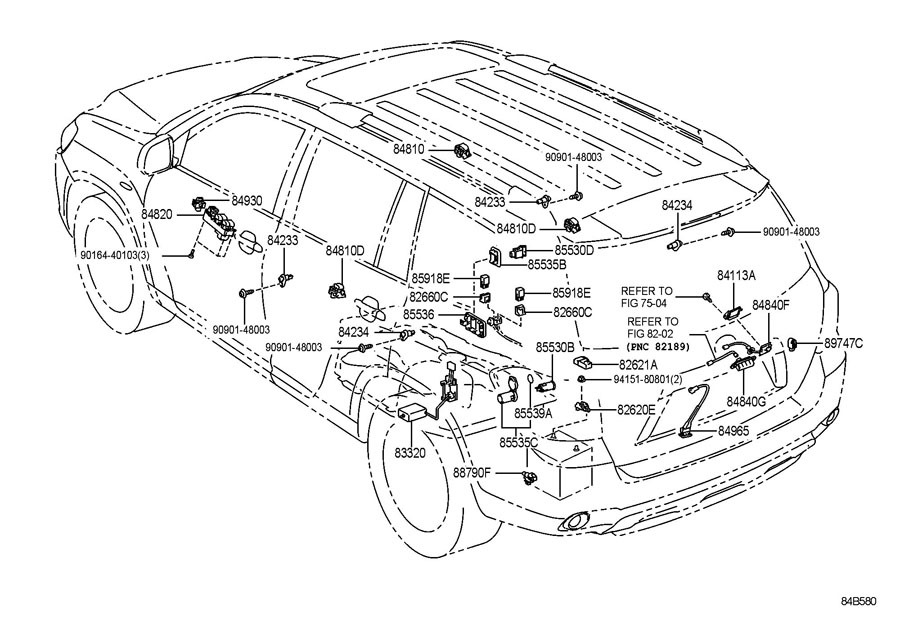 2012 Toyota Highlander Wiring Diagram on ford oem trailer wiring harness