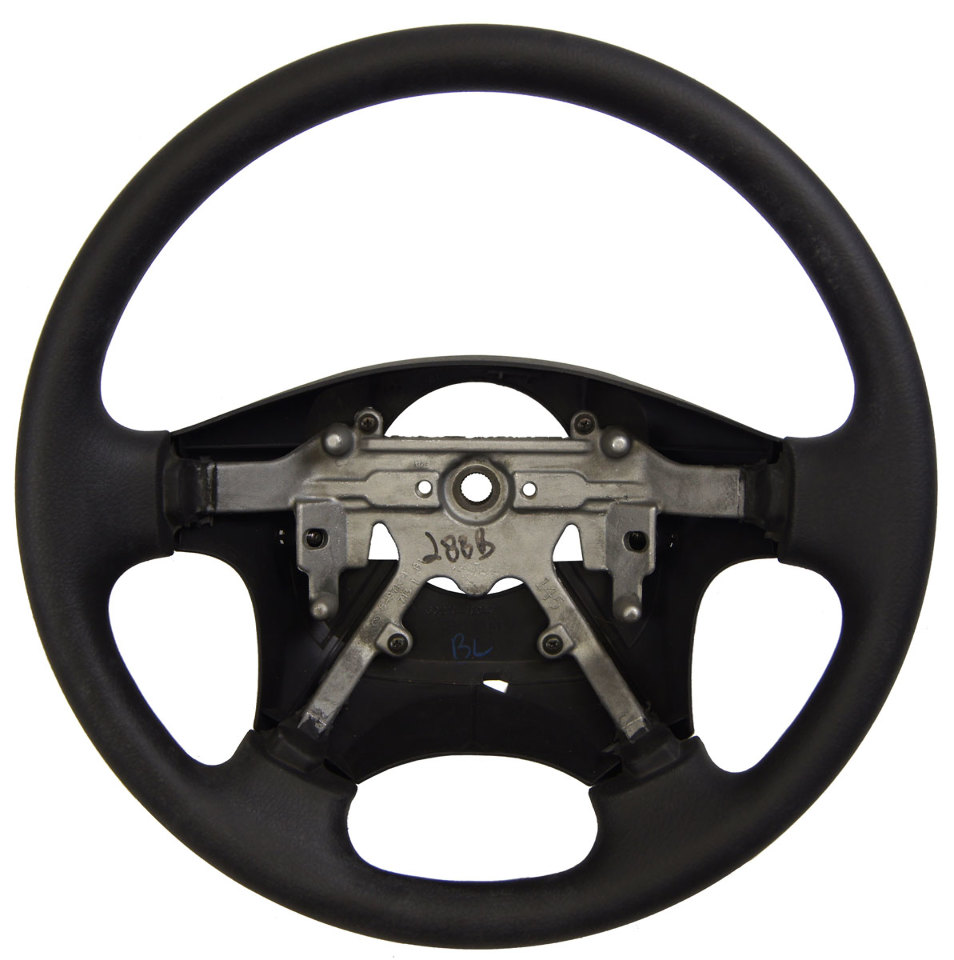 1998 1999 Isuzu Amigo Amp Rodeo Steering Wheel Black