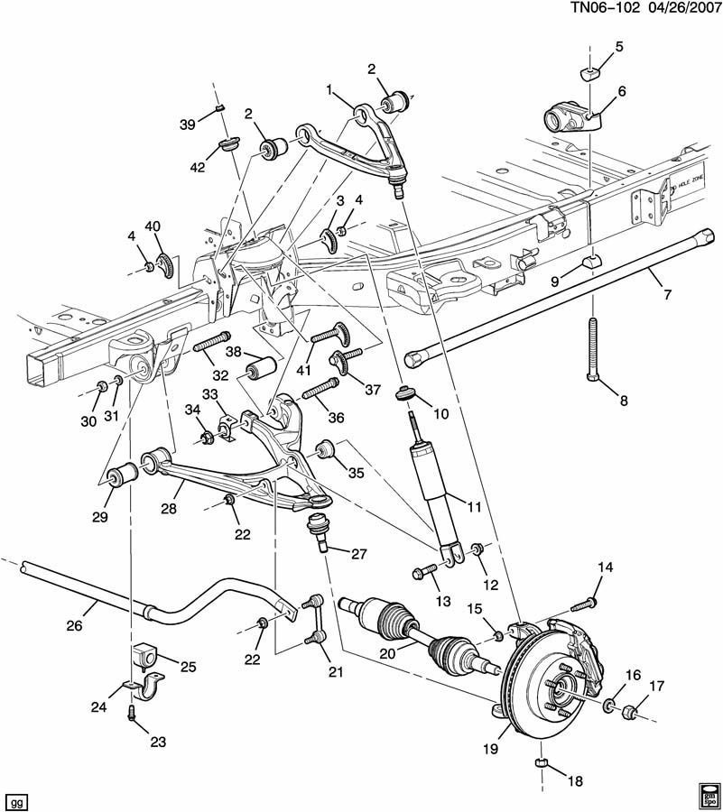 09 10 Hummer H3t Rh Front Suspension Torsion Bar 93357120 37l 93357120 on 2005 scion tc wiring diagram