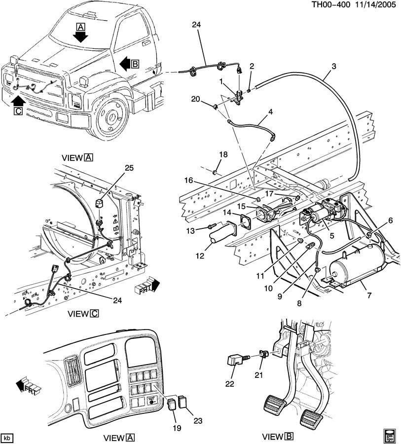 144 Hardwire Kits together with Catalog3 additionally 53qeg Suzuki Grand Vitara Time Switch Ac Suzuki besides 1427913 Brake Line Replacement likewise Ford Shift Linkage Diagram. on corvette wiring diagram