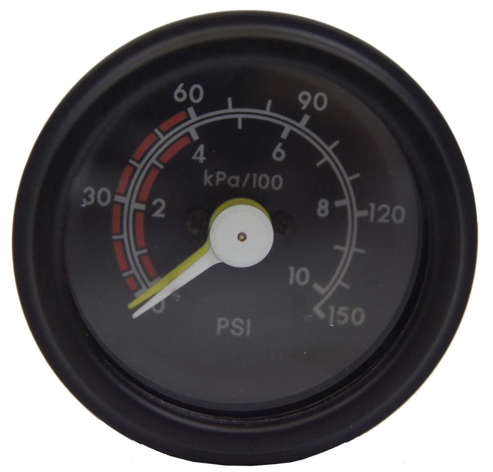Gm trucks school bus air brake pressure gauge