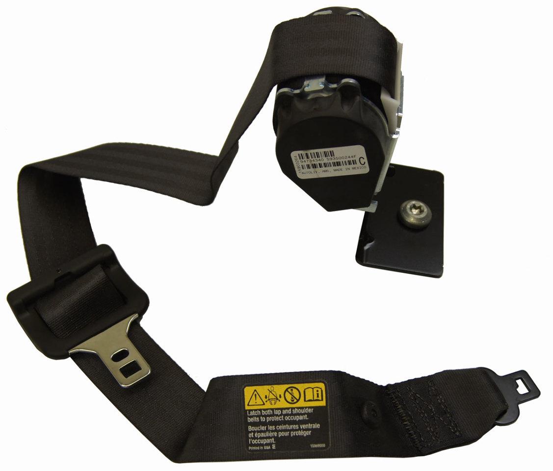 2009 2010 hummer h3 rear center seat belt new oem black 94734340 2009 2010 hummer h3 rear center seat belt new oem black 94734340 19208909 vanachro Choice Image