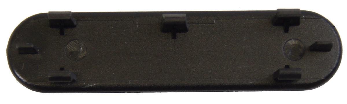 1997 2004 Chevy Corvette C5 Door Panel Handle Plug Access Cover New Black Single Unit Factory