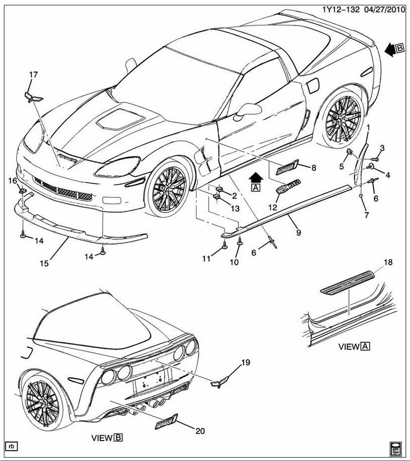 c6 corvette parts diagram c6 image wiring diagram corvette c6 carbon fiber edition z06 zr1 grand sport rockers skirt on c6 corvette parts diagram