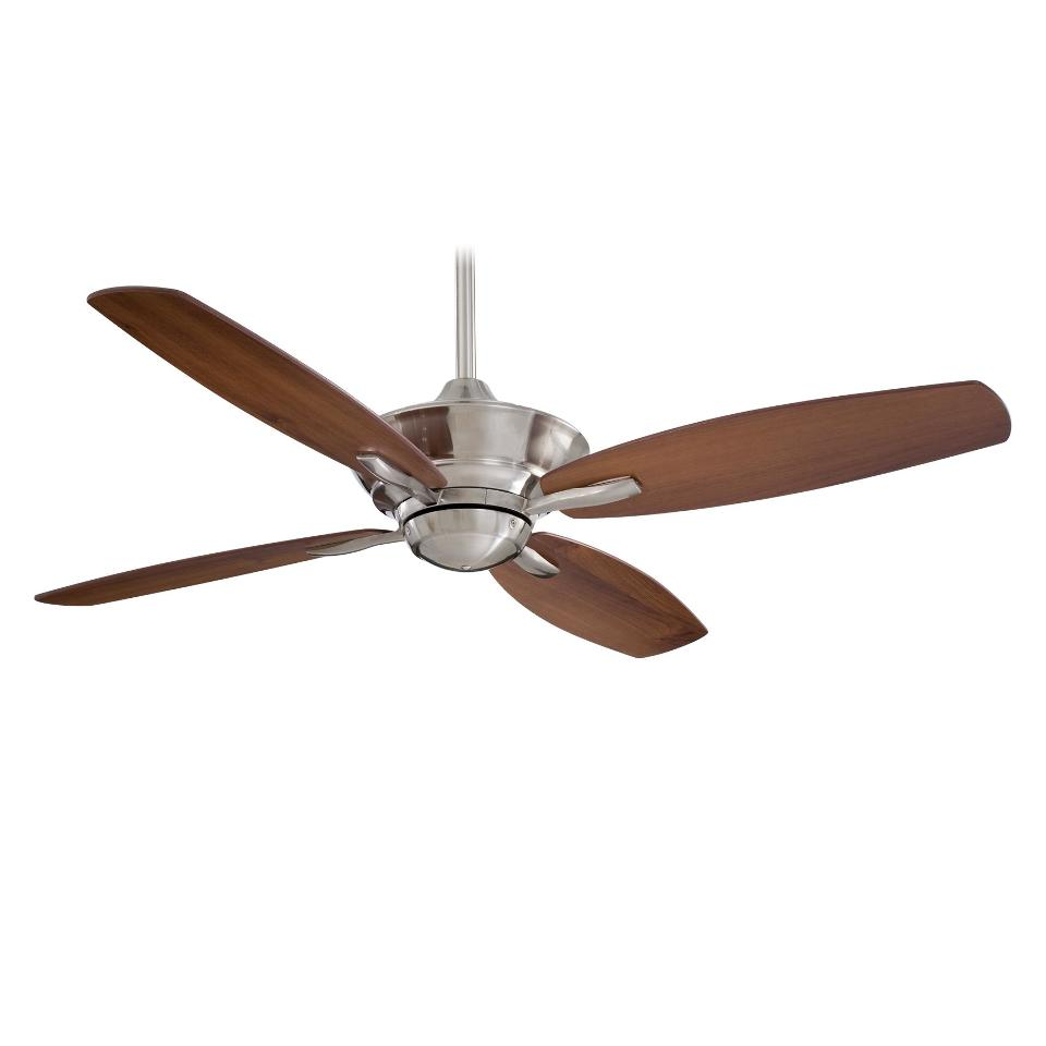 "Minka Aire F513 BN Brushed Nickel New Era 52"" Ceiling Fan"