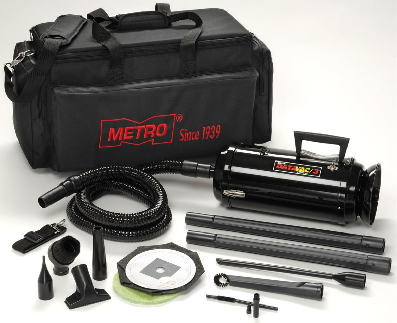 Metrovac 1 7hp Datavac Proseries Toner Vac W Micro