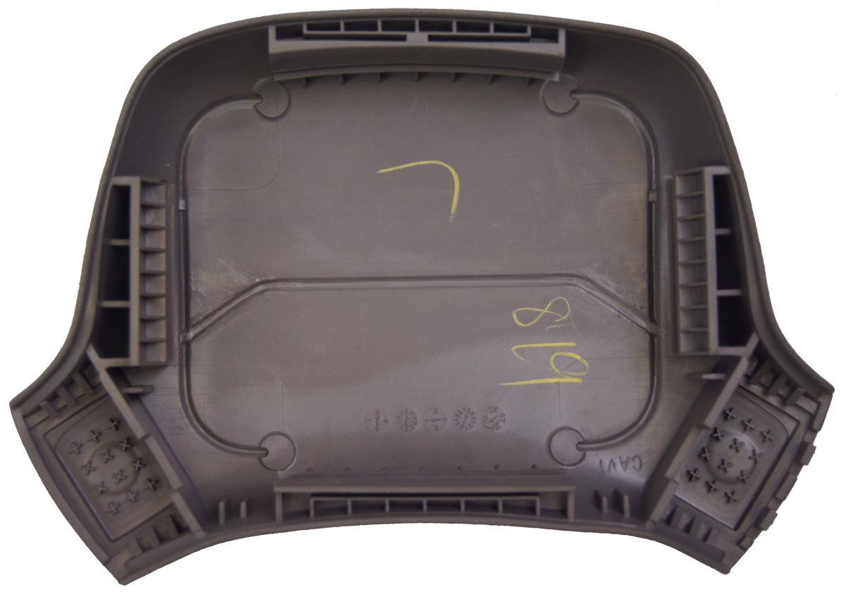 Ut Chrysler Lhs Steering Wheel Airbag Center Cover Gray New Oem Ut