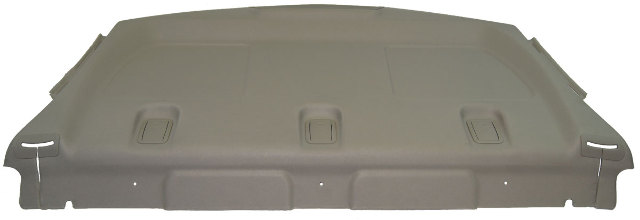 Roseville Buick Gmc >> 2010-2012 Buick Lacrosse Rear Seat To Back Window Interior Panel 09068534 09072751