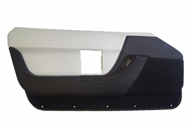 Corvette Lh Door Panel Optic White Brand New General Motors Oem Part