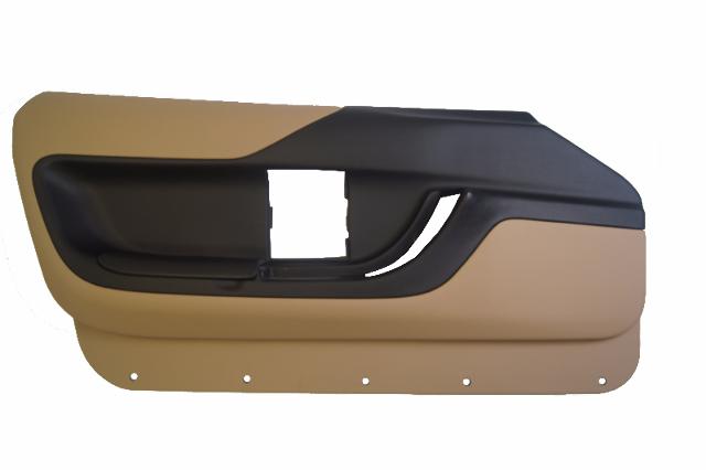 1994-96 Corvette C4 LH Door Panel Brand New General Motors OEM NOS - Light Beige