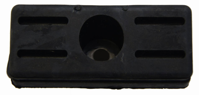 H Hhr Rendezvous Endgate End Tail Gate Lock Rubber Wedge Stop New Oem