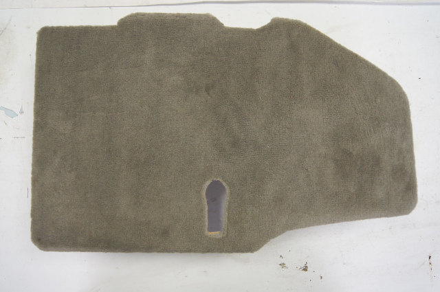 1997-04 Chevy Corvette C5 Rear LH Gray Pewter Storage Trim ...