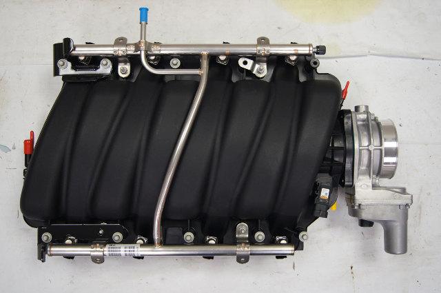 2006 Camaro 7 0l 427 Intake Manifold New