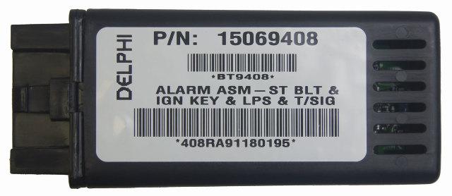 2003-2009 Chevy Silverado GMC SierraTruck Topkick Cluster Warning Alarm 15069408