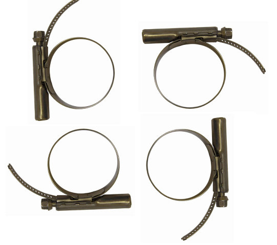 Qty-4 Clamps 2.5
