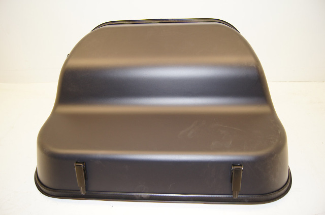 03 09 Gmc Topkick Chevy Kodiak Engine Cover 15207452