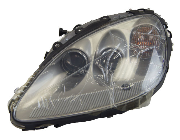 2005 11 Chevy Corvette C6 Export Lh Headlamp New Blade