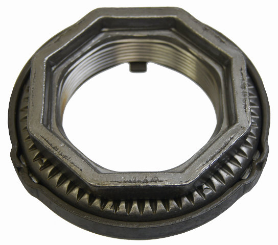 2003 Kodiak Rear Axle Spindle Nut 2 5