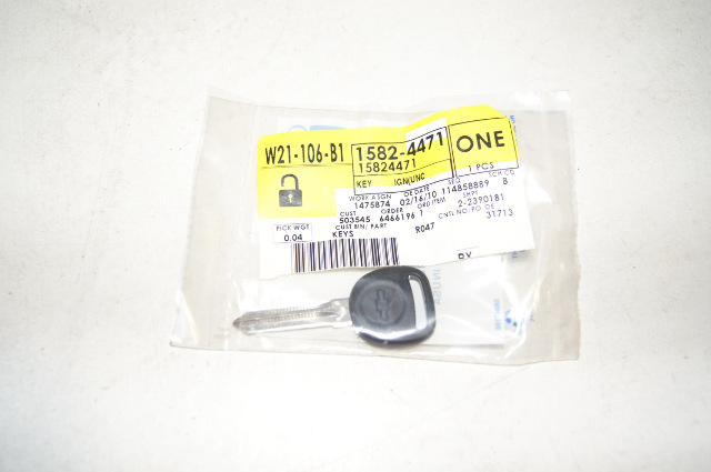 2004 cadillac  chevy  gmc key