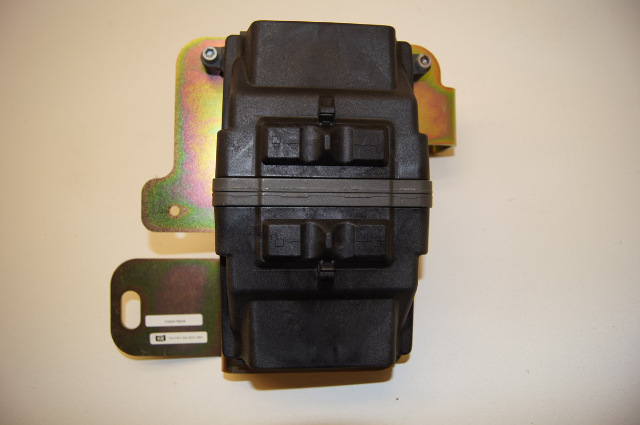 07 Chevy Kodiak Electronic Brake Control