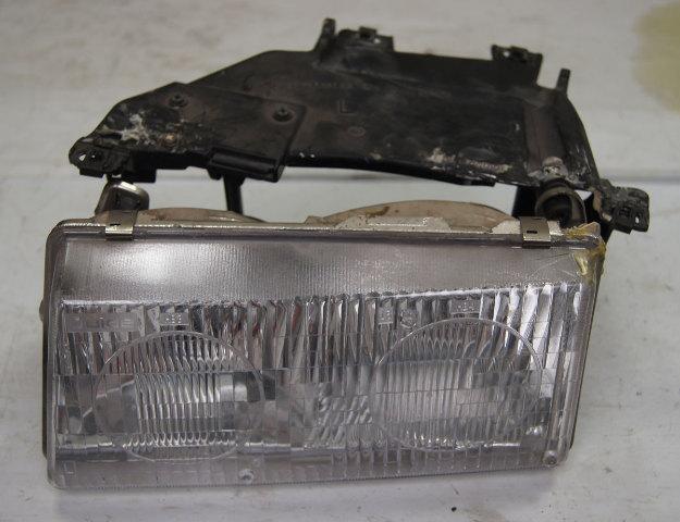 1997 2004 Chevy Corvette C5 Left Lh Headlamp Headlight