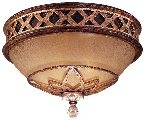 Minka Lavery 1755 206 Aston Court 2 Light Flush Ceiling