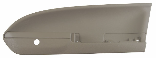 2010-12 Dodge Caliber Front Right Door Panel Bolster Grey Manual New 1KA94BD3AB
