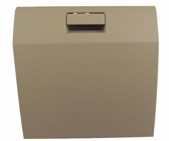 2010-2012 Dodge Caliber Glove Box Door Pastel Beige New OEM 1QY34BD3AA