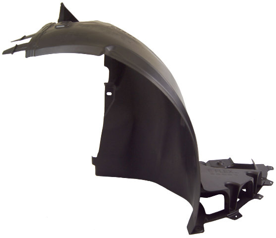 2011-2013 Chevrolet Volt Front Right Fender Wheel Liner Front Half New 20967774