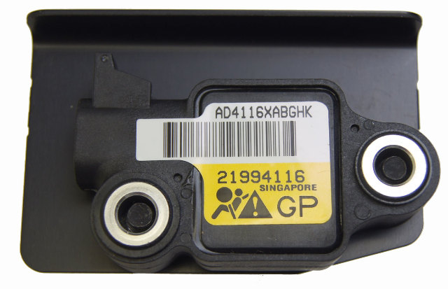 2006-2008 Pontiac Grand Prix Front Airbag Air Bag Sensor New OEM 21994116