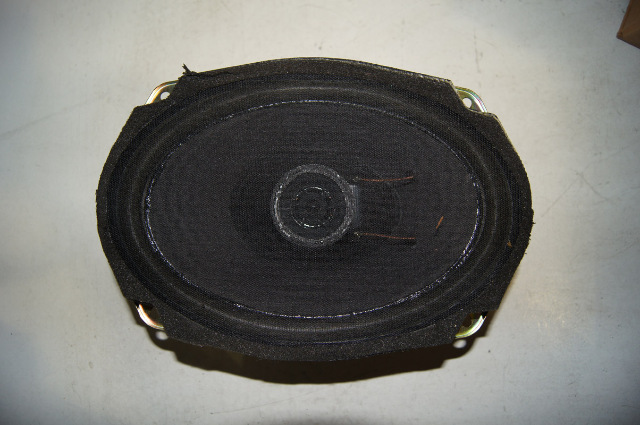 2001 2005 Chevy Auxiliary Speaker